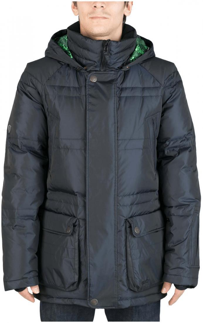 Куртка пуховая PlusКуртки<br><br> Пуховая куртка Plus разработана в лаборатории ViRUS для экстремально низких температур. Комфорт, малый вес и полная свобода движения – вот залог успеха этого пуховика. Лаконичная отделка куртки, вместительные карманы на кнопках не отвлекают от глав...<br><br>Цвет: Черный<br>Размер: 50