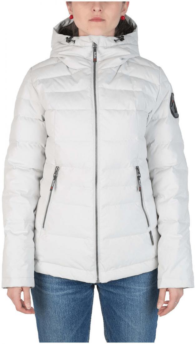 Куртка пуховая Kiana ЖенскаяКуртки<br><br> Пуховая куртка из прочного материала мягкой фактурыс «Peach» эффектом. стильный стеганый дизайн и функциональность деталей позволяют и...<br><br>Цвет: Серый<br>Размер: 46