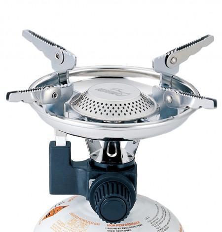 Kovea Горелка Kovea газовая ТКВ-8911-1 Серый горелка газовая kovea expedition stove camp 1 tkb n9703 1l со шлангом