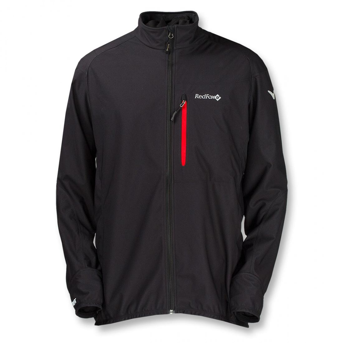 Куртка Active Shell МужскаяКуртки<br><br> Cпортивная куртка для высокоактивных видов спорта в холодную и ветреную погоду. Предназначена для использования на беговых тренировка...<br><br>Цвет: Черный<br>Размер: 52
