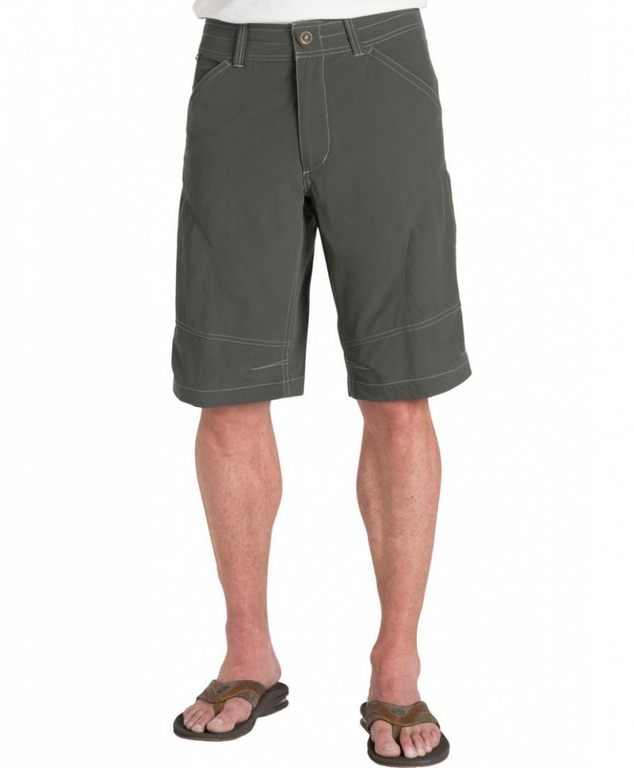 Шорты Renegade 12Шорты, бриджи<br><br> Практичные, удобные шорты Kuhl Renegade 12 созданы для мужчин, которые хотят чувствовать себя свободно во время городских прогулок, активного отдыха и путешествий. Плотные и вместе с тем легкие, они обеспечивают оптимальную посадку по фигуре и подх...<br><br>Цвет: Темно-серый<br>Размер: 30