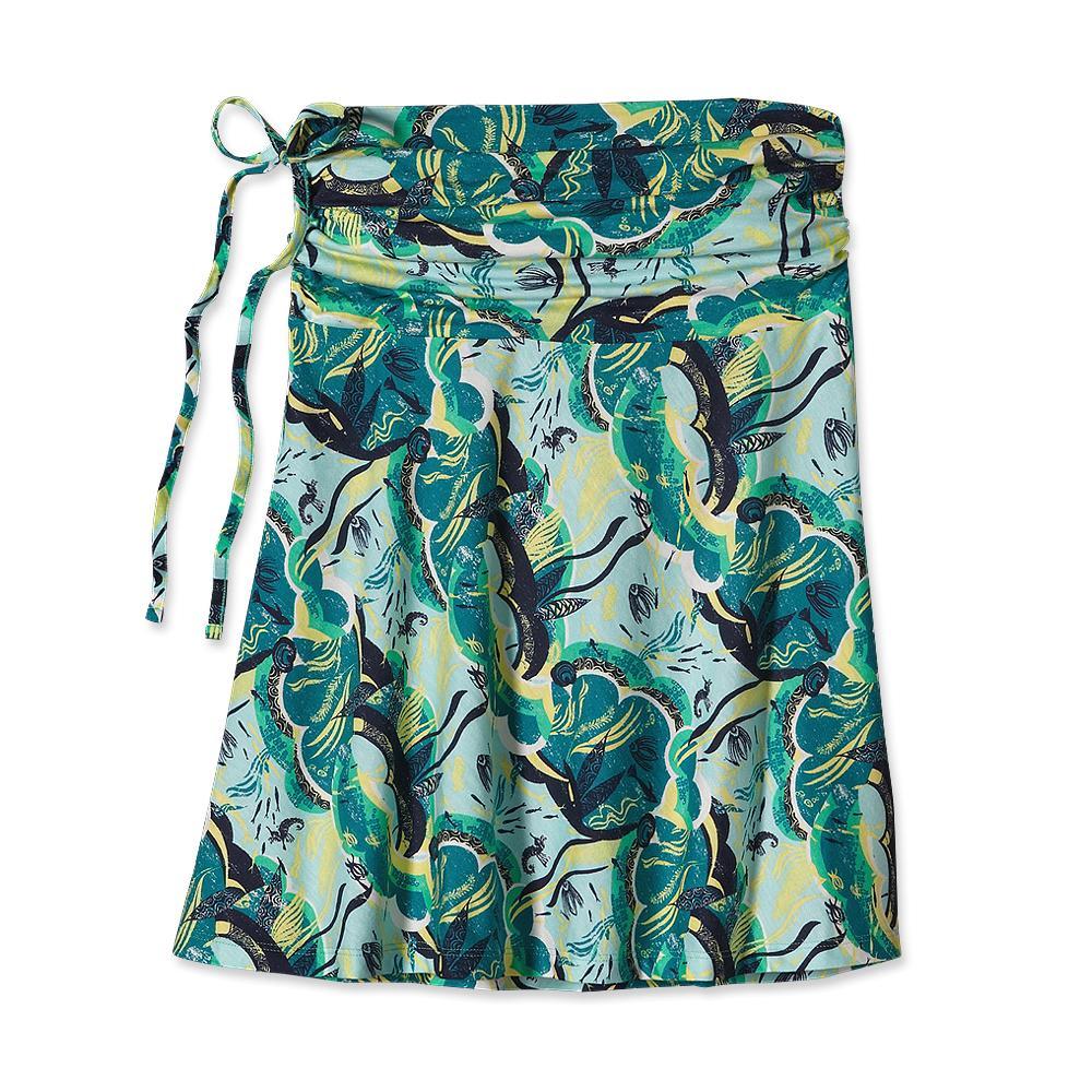 Юбка 58651 WS LITHIA SKIRTЮбки<br>Универсальная летняя юбка LITHIA SKIRT, которая прекрасно подходит как для работы, так и для похода на пляж, помогает создать романтичный или спо...<br><br>Цвет: Зеленый<br>Размер: M