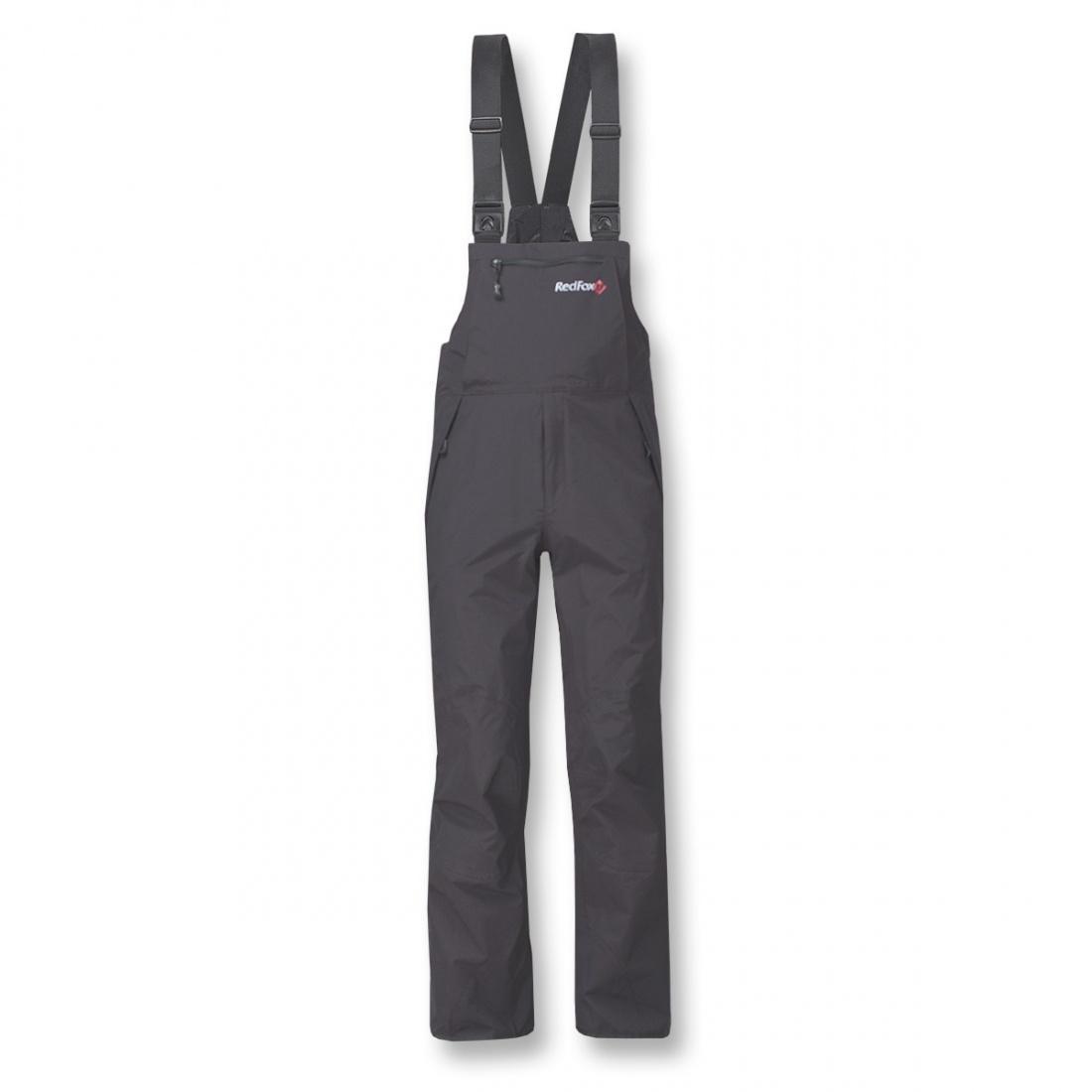 Брюки ветрозащитные Mont BlancБрюки, штаны<br><br><br>Цвет: Темно-серый<br>Размер: 56