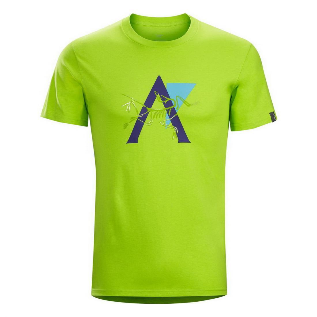Футболка Stack SS T-Shirt муж.Футболки, поло<br><br><br>Цвет: Салатовый<br>Размер: XL