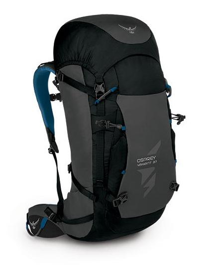 Рюкзак Variant 37 ЧерныйРюкзаки<br>Надежный зимний рюкзак для альпинистских восхождений, с которым можно отправиться на маршрут по глубокому снегу, на ледопады и ледяные разломы. Предполагающий переноску тяжелого груза, он имеет встроенный периферийный каркас с прессованной задней панелью. Анатомические лямки и съемный поясной ремень позволяют сбалансировать центр тяжести. Инновационный передний компрессионный карман станет идеальным местом для альпинистских кошек, лавинной лопаты, щупа и мокрых камусов для ски-тура. Боковые крепления для лыж незаменимы для альпинизма и ски-альпинизма. Съемный плавающий верхний клапан, открывающий вход в основное отделение, обеспечивает максимальную загрузку рюкзака. При необходимости его можно отстегнуть, сократив общий вес рюкзака. Небольшие альпинистские рюкзаки, как правило, имеют минимальную защиту от непогоды и компрессию, но только не Variant 37. Встроенная накидка FlapJacket , применяемая при использовании рюкзака без верхнего клапана, не только защищает от дождя, но и позволяет сделать рюкзак максимально компактным. Двойные модульные крепления для ледового инструмента подходят к различным видам ледорубов и надежно фиксируют его между двумя слоями HDPE пластины, защищая рюкзак от повреждения краями ледового инструмента. В зависимости от маршрута при необходимости вес рюкзака можно сократить на 620 г за счет исключения некоторых опций.<br><br><br>Максимальный размер: (см) 71 (длина) x 31 (ширина) x 26 (глубина)<br>Вес: 1.56 (M) кг<br>Компрессионная прессованная задняя панель с покрытием, способствующим соскальзыванию снега<br>Грудная стяжка с сигнальным свистком<br>Верхний клапан<br>Накидка FlapJacket  для использования без верхнего клапана<br>Съемный убираемый поясной ремень<br>Съемный верхний клапан с двумя отсеками<br>Модульные крепления для ледового инструмента<br>Специальный компрессионный карман для альпинистских кошек<br>Износоустойчивое PU покрытие на передней панели<br>Пряжки, удобные для работы в перчатках<br>Встрое