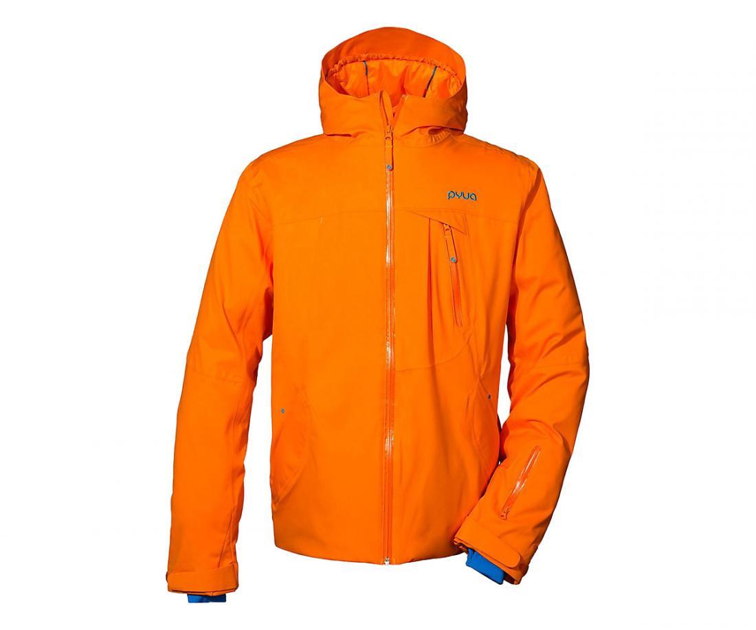 Куртка Marrow-Y муж.Куртки<br><br> Куртка Pyua Marrow-Y  - это стильный вариант для тех, кто не мыслит свою жизнь без активного отдыха. Теперь вам покорятся любые вершины, ведь холод и ветер больше не будут помехой. Можете быть уверены, Pyua Marrow-Y не подведет даже в самых экстрем...<br><br>Цвет: Оранжевый<br>Размер: L