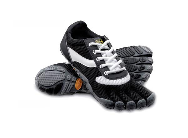 VIBRAM Мокасины FIVEFINGERS SPEED W Черный