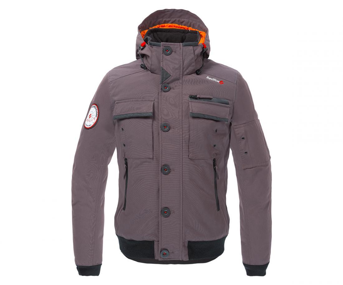 Куртка утепленная XLB Ex07BКуртки<br>В  суровых буднях мегаполиса, в хмурые ненастные дни, чтобы быть всегда активным, требуется самая надёжная защита от непогоды. В пуховой куртке <br>XLB Ex07B, выполненной в стиле бомбер, вы будете оставаться мобильным на протяжении всего дня. Благодаря н...<br><br>Цвет: Серый<br>Размер: 48