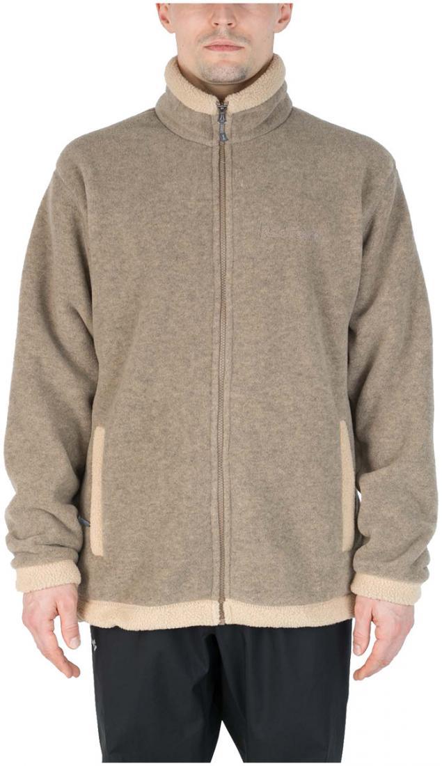 Куртка Cliff II Мужская БежевыйКуртки<br>Модель курток Cliff признана одной из самых популярных в коллекции Red Fox среди изделий из материалов Polartec®: универсальна в применении, обладает стильным дизайном, очень теплая.<br><br>основное назначение: загородный отдых<br>воротник – стойка<br>два боковых кармана на молниях<br>декоративная отделка<br>посадка: Regular Fit<br>материал: Polartec® Classic 300, 100% Polyester Knit, 376 g/sqm<br><br><br>Цвет: Бежевый<br>Размер: 60