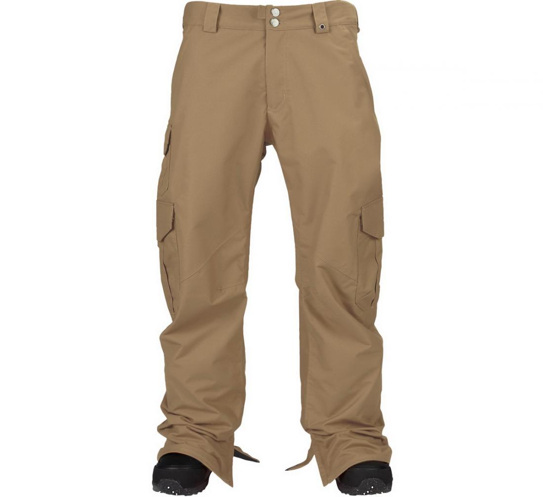 Брюки муж. г/л MB CARGO PTБрюки, штаны<br>Брюки CARGO являются бестселлером для поклонников зимних видов спорта. К их достоинствам относят удобный крой, который обеспечивает свободу ...<br><br>Цвет: Бежевый<br>Размер: S