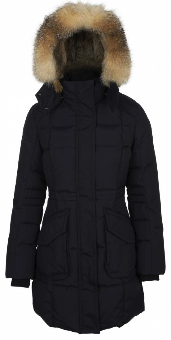Куртка пуховая женская BRYCEПуховики<br> Обращаем Ваше внимание, ввиду значительного увеличения спроса на данную модель, перед оплатой заказа, пожалуйста, дожд...<br><br>Цвет: Черный<br>Размер: M
