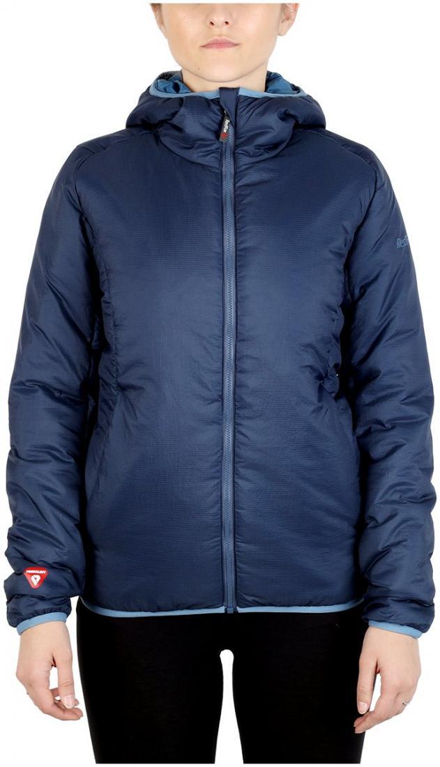 Куртка утепленная Focus ЖенскаяКуртки<br><br> Легкая утепленная куртка. Благодаря использованиювысококачественного утеплителя PrimaLoft ® SilverInsulation, обеспечивает превосходное тепло...<br><br>Цвет: Синий<br>Размер: 42