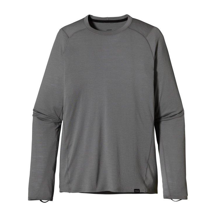 Футболка 36721 MS MERINO 2 LW CREWФутболки<br>Футболка-термобелье мужская с длинным рукавом. <br><br><br>Материал – 80% шерсть, 20% полиэстер. <br><br>Швы обработаны специальным способ...<br><br>Цвет: Серый<br>Размер: XL