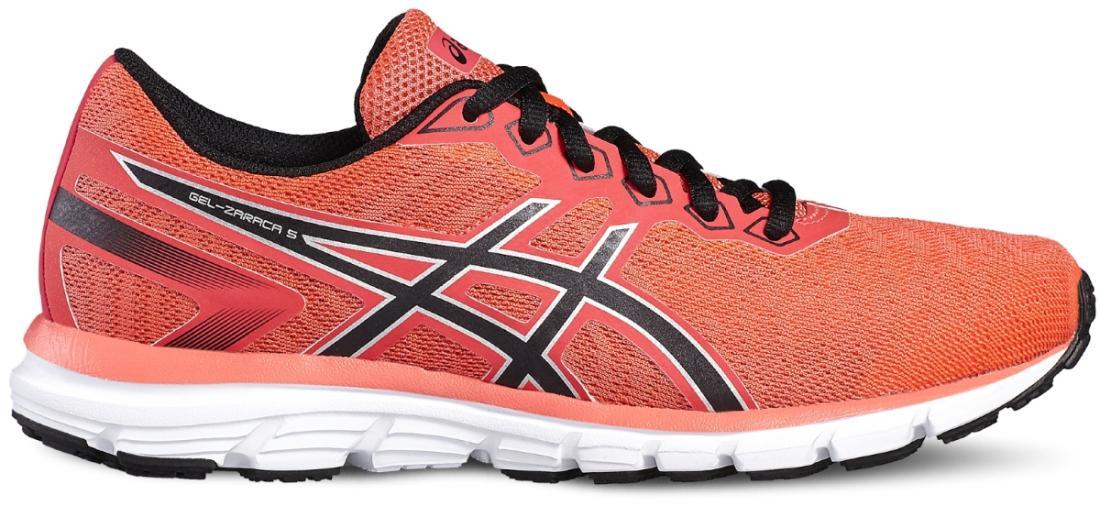 Кроссовки GEL-ZARACA 5 жен.Бег, Мультиспорт<br>Новые легкие кроссовки GEL-ZARACA 5 обеспечивают надёжность и защиту в процессе естественного бега. Пятая серия кроссовок GEL-ZARACA претерпела ви...<br><br>Цвет: Розовый<br>Размер: 5.5