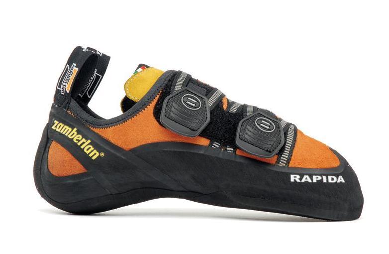 Скальные туфли A80-RAPIDAСкальные туфли<br><br>Специальные усиления для предотвращения деформации со временем<br>Специальная резинка для защиты и поддержки пятки<br>Специа...<br><br>Цвет: Оранжевый<br>Размер: 42