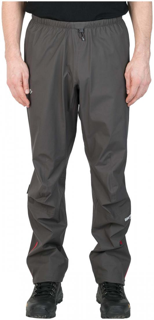 Брюки ветрозащитные SkyБрюки, штаны<br><br> Легкие штормовые брюки для скоростных восхождений, изготовлены из инновационного материала GoRE-TEX® Active: самый низкий вес при высокой прочности и самые высокие показатели паропроницаемости при максимальной защите от дождя и ветра.<br><br><br>...<br><br>Цвет: Серый<br>Размер: 52