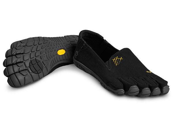 Мокасины FIVEFINGERS CVT-Hemp WVibram FiveFingers<br>Эта дышащая минималистичная модель без шнуровки обеспечивает устойчивую посадку и ощущение по-настоящему босоногой ходьбы. Изготовлена из смеси пеньки и полиэстера. Эта износостойкая и комфортная обувь подходит для повседневной носки.<br><br>П...