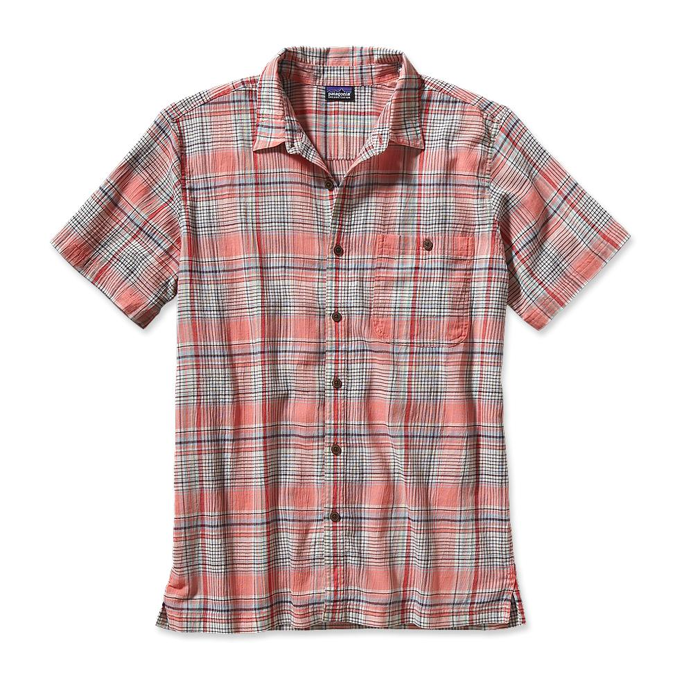 Рубашка 52921 MS S/S A/C SHIRTРубашки<br><br><br>Цвет: Красный<br>Размер: S
