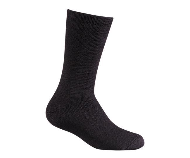 Носки детские 5574 SLALOMНоски<br>Носки средней толщины. Создают поддержку стопы и обладают идеальной посадкой с учетом анатомических особенностей ребенка. Благодаря использованию Eco волокон, влага на 30% быстрее отводится на внешнюю поверхность, чем в носках из обычной мериносовой ше...<br><br>Цвет: Черный<br>Размер: S