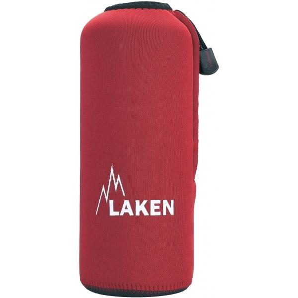 FN75-R Неопреновый чехолПосуда<br><br> Неопреновый чехол FN75-R Laken яркого красного цвета станет незаменимым помощником в походах и во время занятий спортом. В нем удобно хранить фляги или термосы, ведь он обладает свойством длительного поддержания температуры содержимого на одном уро...<br><br>Цвет: Красный<br>Размер: 0.75