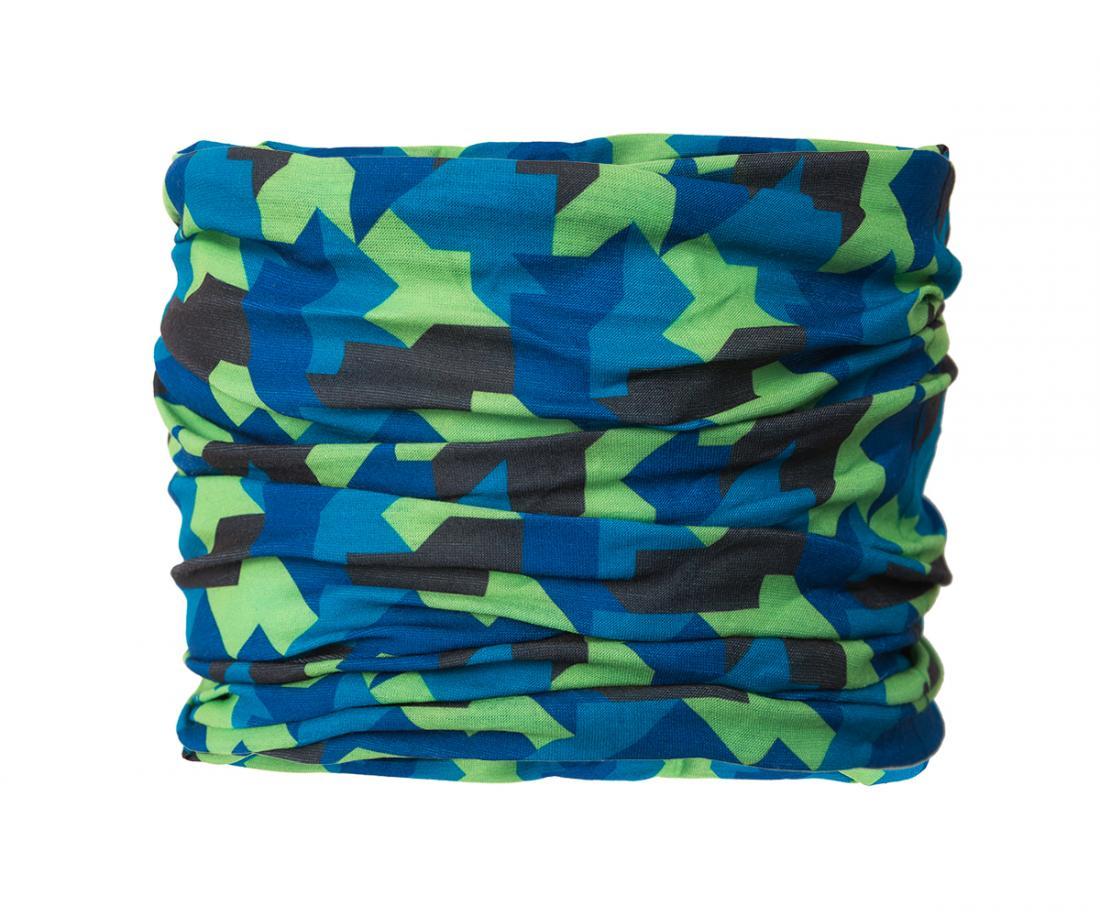 Шарф-бандана MF-Light ДетскийШарфы<br>Универсальный и легкий шарф - бандана. Можно носить в качестве головного убора летом или в качестве шарфа в прохладную погоду.<br> <br> Особенности:<br><br>Материал: 100 % Polyester<br>Размерный ряд: один размер<br><br><br>Цвет: Синий<br>Размер: None
