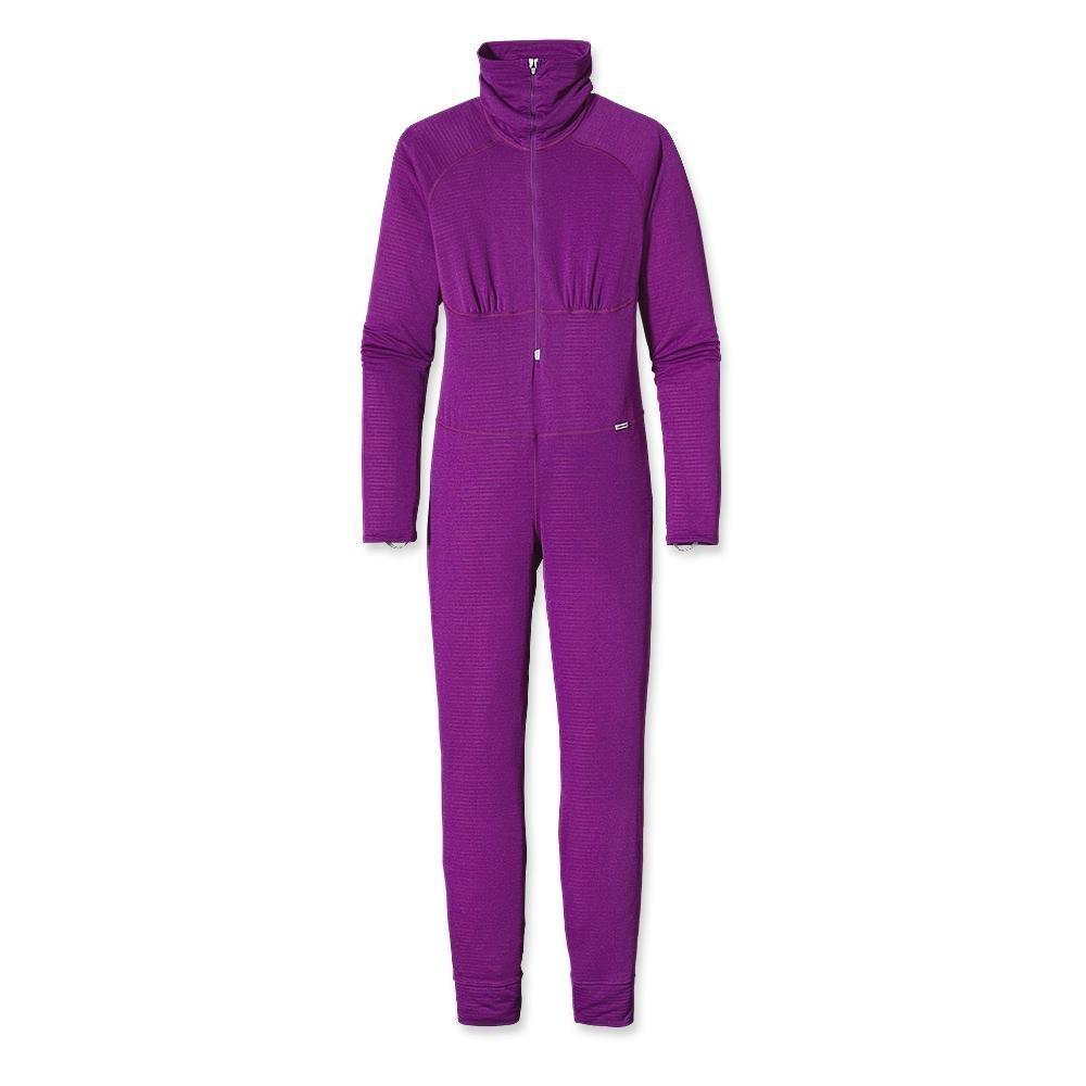 Термобелье костюм 43705 WS CAP 4 EW ONE PIECEКомплекты<br>Женский комбинезон-термобелье. <br> <br><br>Материал –PolartecPower DryHigh Efficiency (92% полиэстер, 8% спандекс).<br>Пропитка от запаха Polygiene.<br>&lt;...<br><br>Цвет: Фиолетовый<br>Размер: M