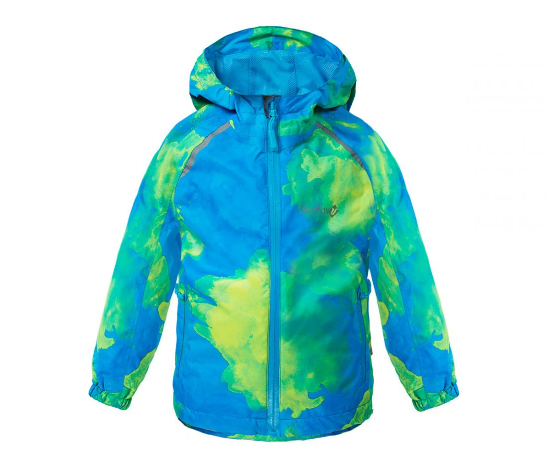 Куртка ветрозащитная Lilo ДетскаяКуртки<br><br><br>Цвет: Синий<br>Размер: 92