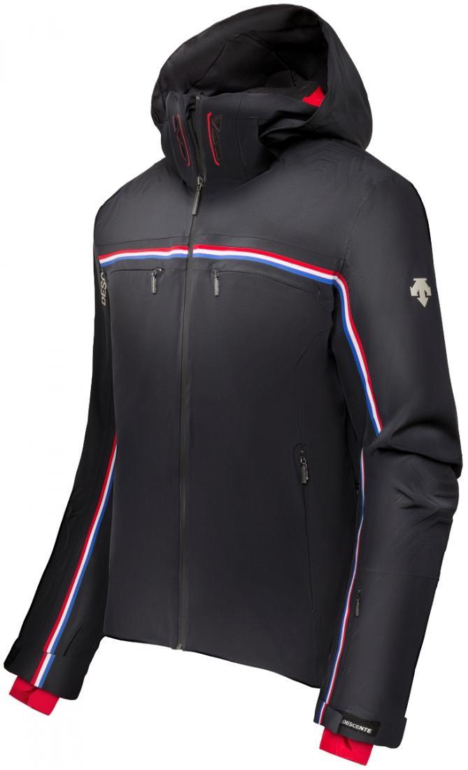 Куртка Arete (Espana Ski Team) муж.Куртки<br>Куртка ARETE — выбор национальной лыжной команды Испании. Универсальная модель, которую можно использовать как на горнолыжных склонах, так и в повседневной жизни. <br>Противоударное декоративное усиление Pinsonic на плечах и рукавах куртки позволи...<br><br>Цвет: Черный<br>Размер: 54