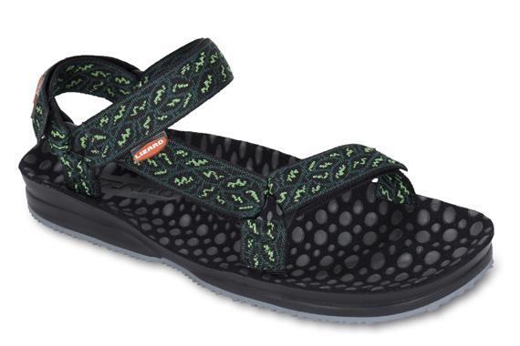 Сандали CREEK IIIСандалии<br><br> Стильные спортивные мужские трекинговые сандалии. Удобная легкая подошва гарантирует максимальное сцепление с поверхностью. Благ...<br><br>Цвет: Зеленый<br>Размер: 37