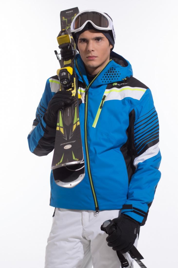 Куртка спортивная 425062Куртки<br><br><br>Цвет: Голубой<br>Размер: 52