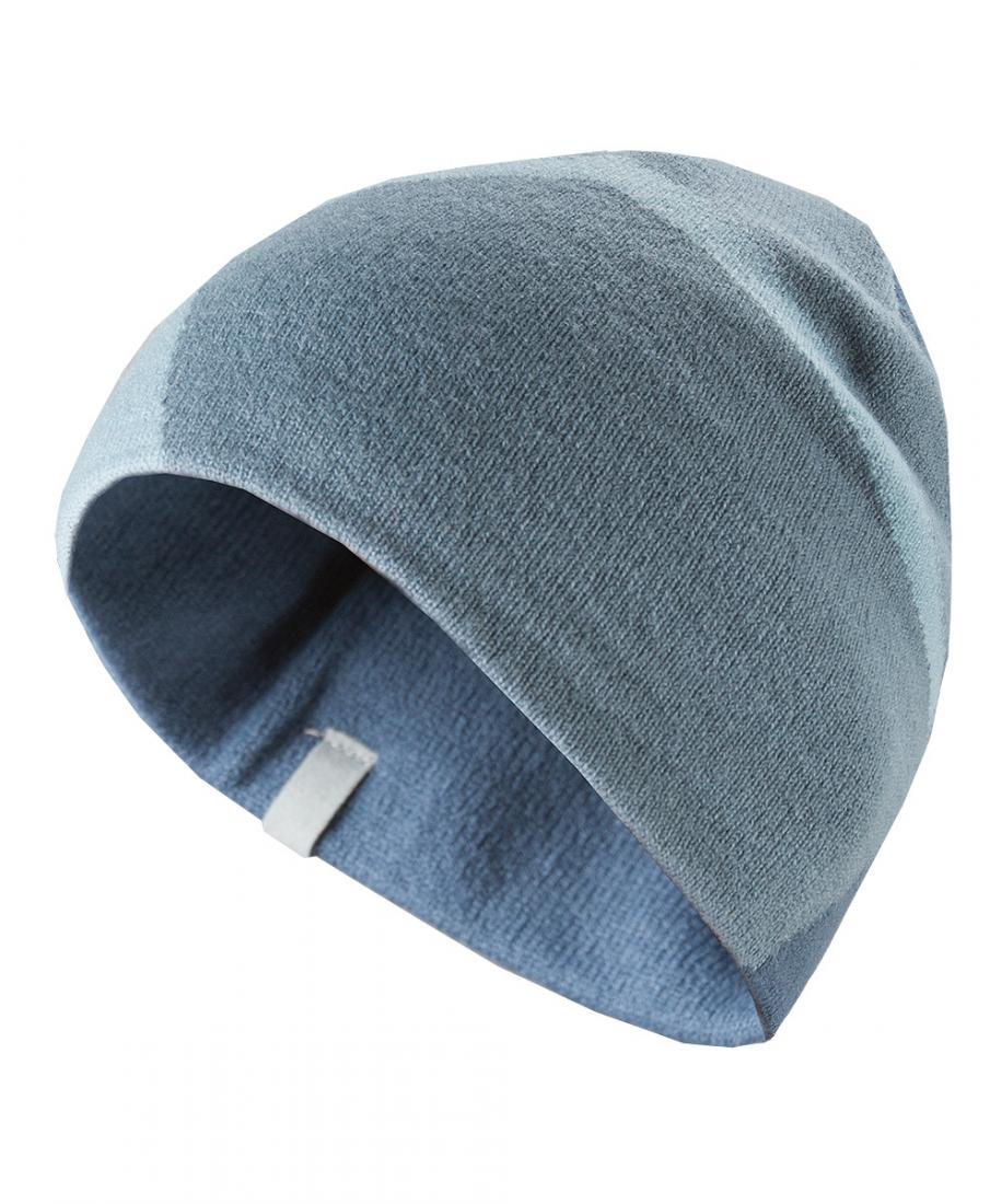 Шапка FortШапки<br>Зимняя прогулочная шапка c оригинальным орнаментом<br><br>комфортная посадка<br>эргономичная конструкция кроя<br><br> <br><br>Основное назначение: Повседневное городское использование<br><br>Материал: 95% акрил, 5% с...<br><br>Цвет: Голубой<br>Размер: None