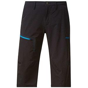*Брюки Moa Pirate PntБрюки, штаны<br>Укороченные брюки Bergans Moa Pirate сделаны из эластичного быстросохнущего материала. Благодаря эргономичному крою брюки хорошо сидят по фигуре и не сковывают движений.<br><br>Характеристики брюк Bergans Moa Pirate:<br><br>Материал: 87% полиамид (нейлон), 13...