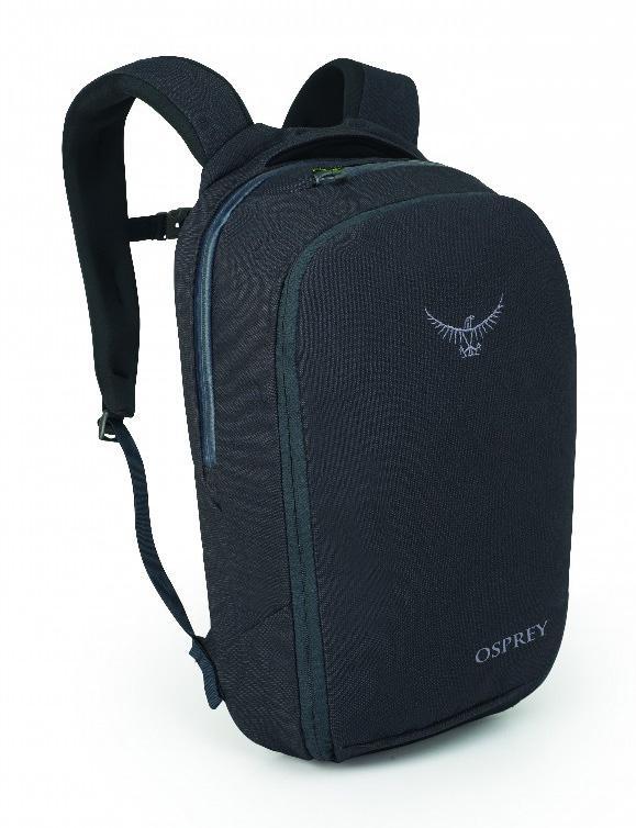 Рюкзак Cyber PortРюкзаки<br><br> Cyber Port представляет собой стильный, компактный городской рюкзак. В нем есть все, что ищет современный человек – отделения для вещей, электроники, документов, удобная ручка и широкие лямки. Также он привлекает внимание эффектным дизайном, которы...<br><br>Цвет: Черный<br>Размер: 18 л