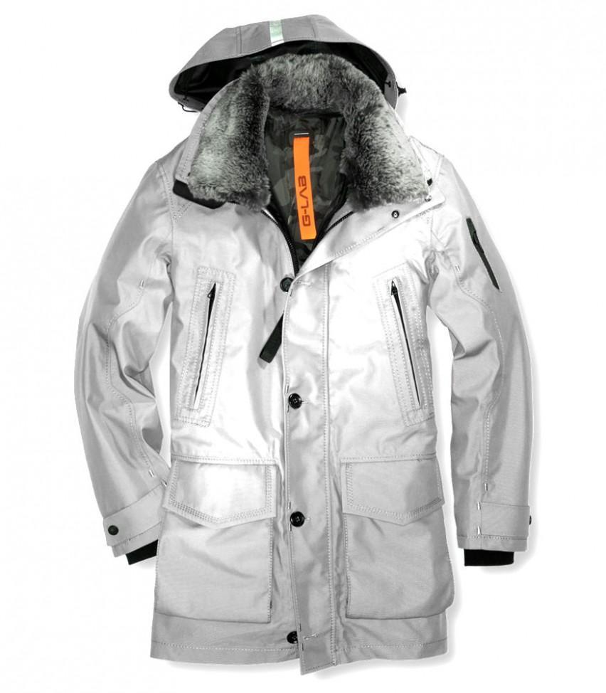 фото Куртка утепленная с мехом муж.Explorer II