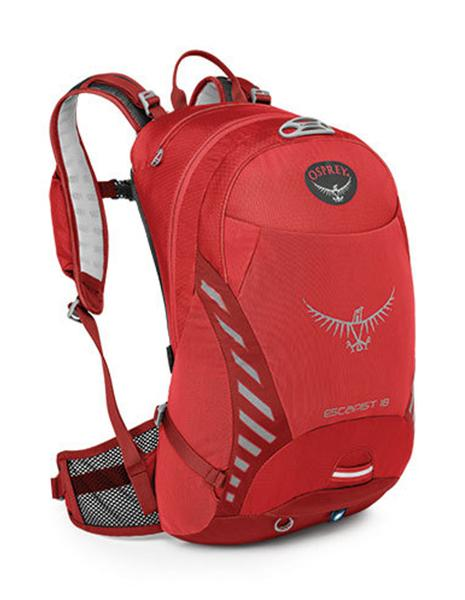 Фото - Рюкзак Escapist 18 от Osprey Рюкзак Escapist 18 (M-L, Cayenne Red, , ,)