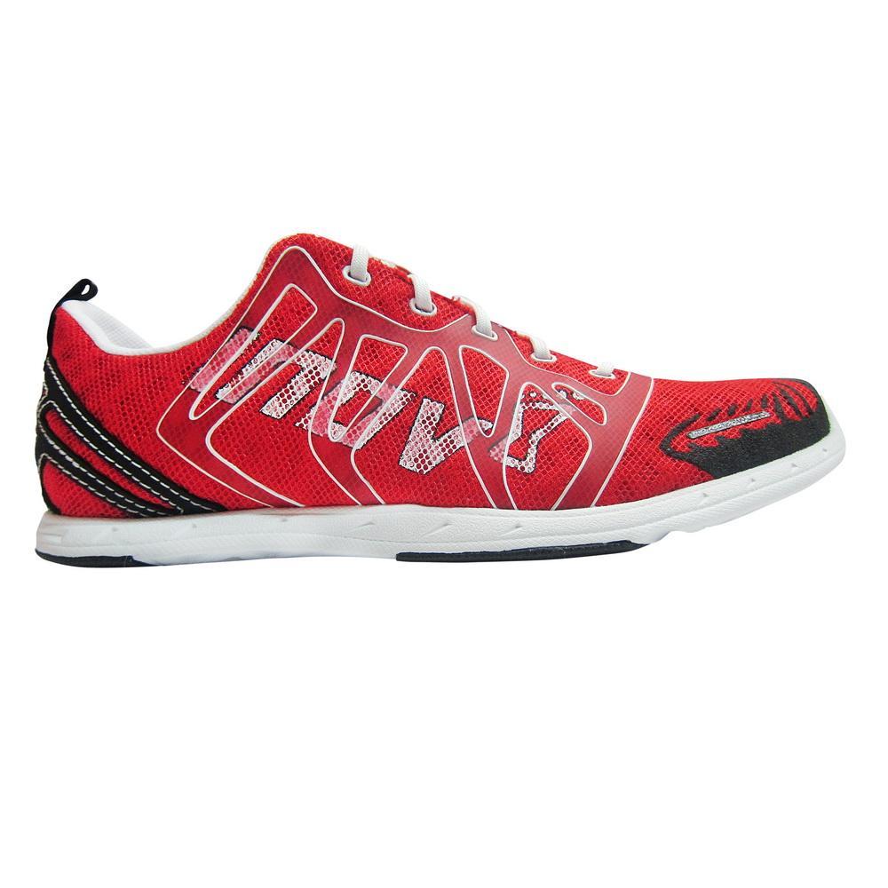 Кроссовки Road-X Treme 178 мужскиеБег, Мультиспорт<br>Сверх легкая обувь с отличным сцеплением для бега по дорогам. Подходит для спортсменов с отработанной естественной техникой бега. Верх из ткани и сетки обеспечивает прекрасную вентиляцию. Подошва из ЭВА и резины гарантирует максимальное сцепление при мини...<br><br>Цвет: Красный<br>Размер: 4