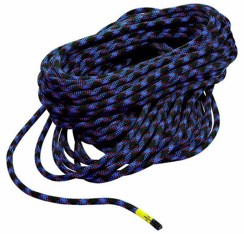 Веревка TANGO 9.8 STВеревки, стропы, репшнуры<br>Прекрасный выбор для тех, кто хочет использовать только одну веревку. Веревка имеет лучший стандартный диаметр и обладает особой прочностью. Подходит для всех видов лазания.<br><br>Диаметр: 9,8 мм<br>Вес: 64 г/м<br>Мин. кол-во рыв...<br><br>Цвет: Синий<br>Размер: 70