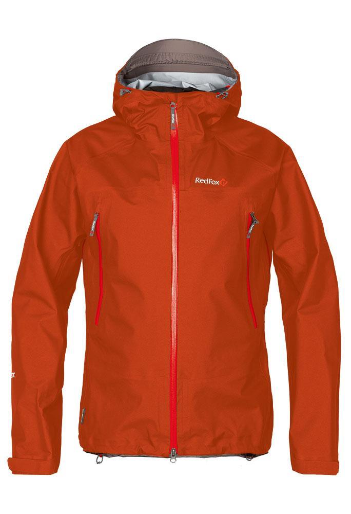 Куртка ветрозащитная Vector GTX III МужскаяКуртки<br><br><br>Цвет: Оранжевый<br>Размер: 54