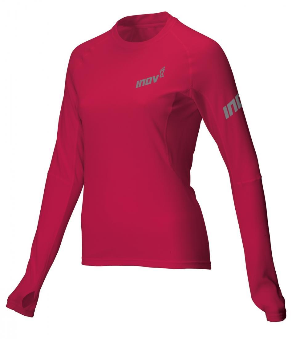 Футболка женская Base Elite LS WФутболки, поло<br><br><br>Цвет: Фиолетовый<br>Размер: M
