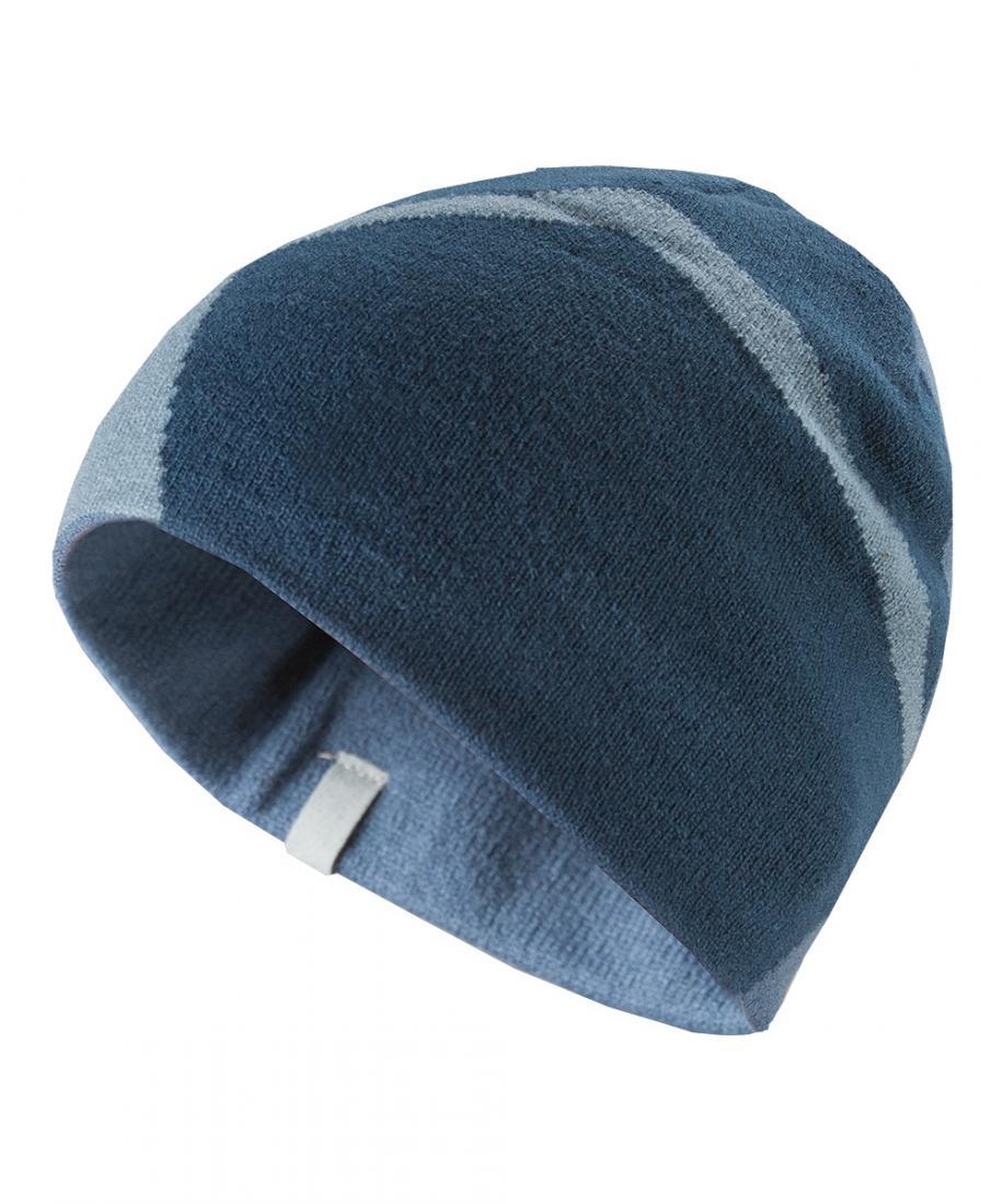 Шапка FortШапки<br>Зимняя прогулочная шапка c оригинальным орнаментом<br><br>комфортная посадка<br>эргономичная конструкция кроя<br><br> <br><br>Основное назначение: Повседневное городское использование<br><br>Материал: 95% акрил, 5% с...<br><br>Цвет: Темно-синий<br>Размер: None