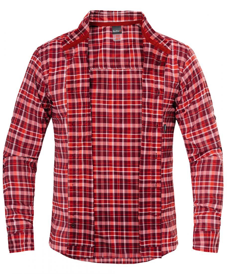 Рубашка Vermont LS МужскаяРубашки<br>Мужская рубашка c длинным рукавом в стиле casual. Изделие выполнено из высокотехнологичной эластичной ткани. Комфортная модель со свободной посадкой прекрасно подойдет для использования в повседневной жизни и в поездках. Рубашка прекрасно сочетается с ...