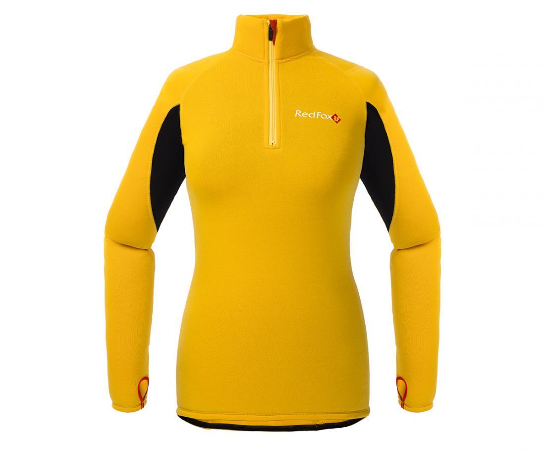 Термобелье пуловер Penguin Power Stretch II ЖенскийПуловеры<br><br> Женский пуловер анатомической формы, созданный для использования в условиях низких температур. Благодаря использованию материала Polart...<br><br>Цвет: Желтый<br>Размер: 46
