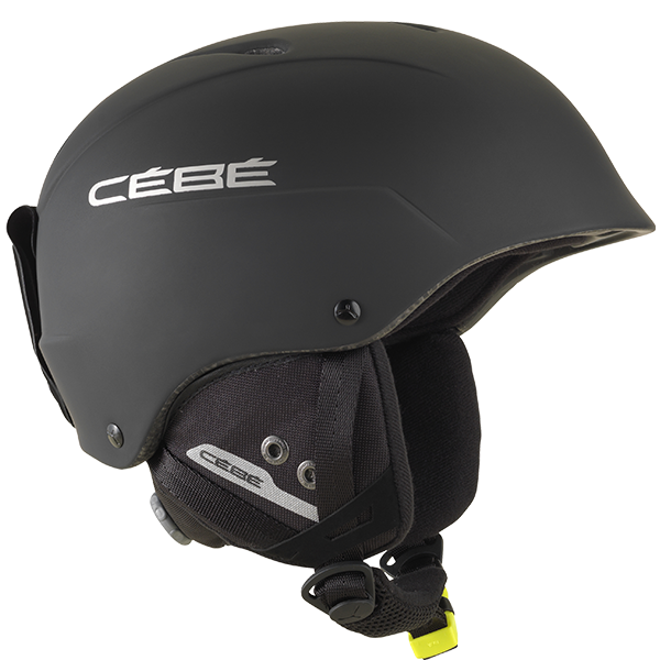 Купить Шлем CONTEST MATTE (62-64см, Black/Silver, , ,), Cebe