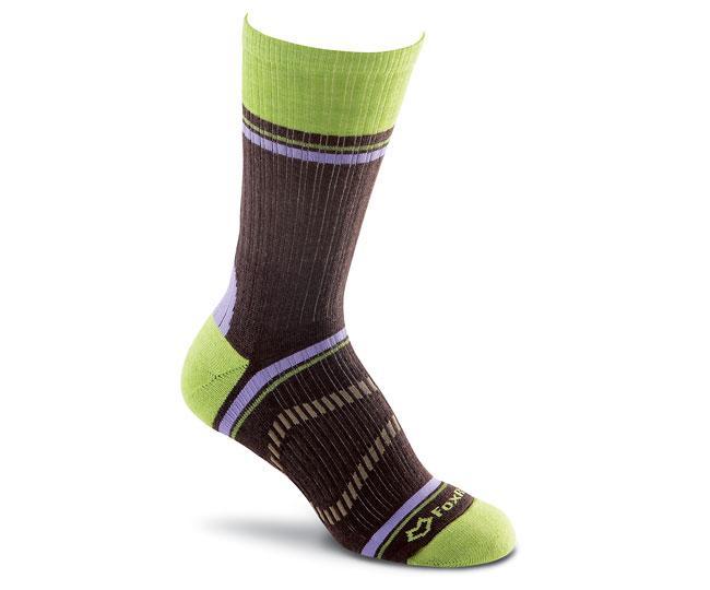 Носки турист. 2530 Skyline Crew жен.Носки<br>Эти тонкие носки подходят для любых приключений. Они изготовлены из устойчивых волокон TENCEL® и мериносовой шерсти, благодаря чему ваши ноги будут в сухости и тепле. <br>Эксклюзивная конструкция Helix Fit™обеспечивает бесподобную посадку и объемную комп...<br><br>Цвет: Салатовый<br>Размер: M