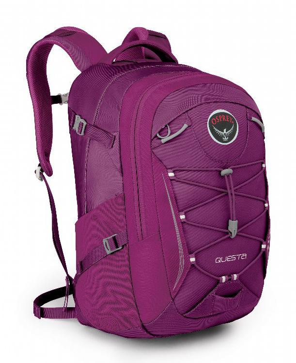 Рюкзак Questa 27Рюкзаки<br><br>Questa 27 - универсальный прочный женский рюкзак высокого качества с множеством функциональных особенностей, превосходной организацией внутреннего пространства и удобной спинкой. Мягкое отделение для ноутбука и планшета - надежное место для электрон...<br><br>Цвет: Фиолетовый<br>Размер: 27 л