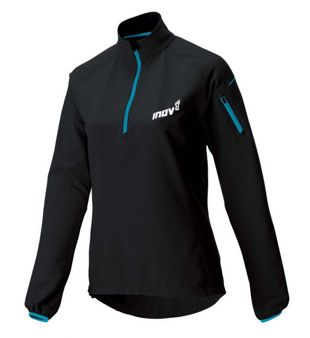 Куртка Race elite™ 250 softshell W, Куртка Race Elite 250 Softshell W (, Black/Turqoise, Черный