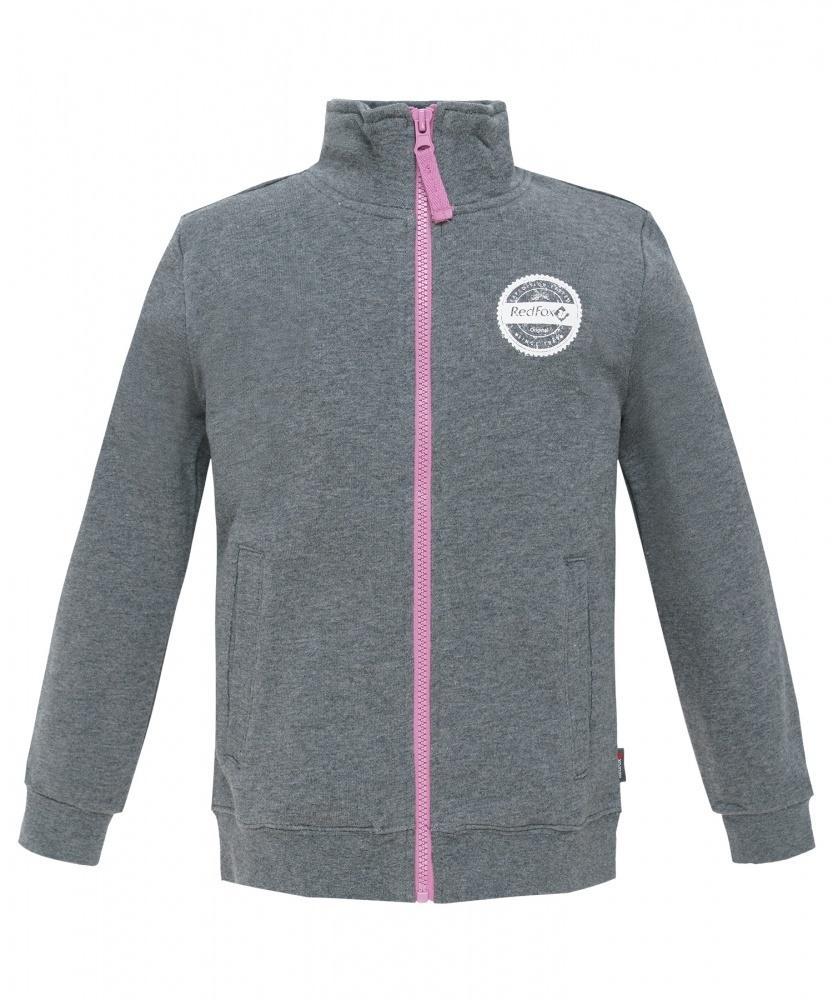 Куртка Champion Baby IIПуловеры<br>Характеристики куртки Champion Baby II <br><br> мягкий комфортный материал<br> воротник-стойка<br> два боковых кармана<br> куртка сочетается со спортивными брюками Сhampion <br><br> Материал: 100% cotton,...<br><br>Цвет: Серый<br>Размер: 122