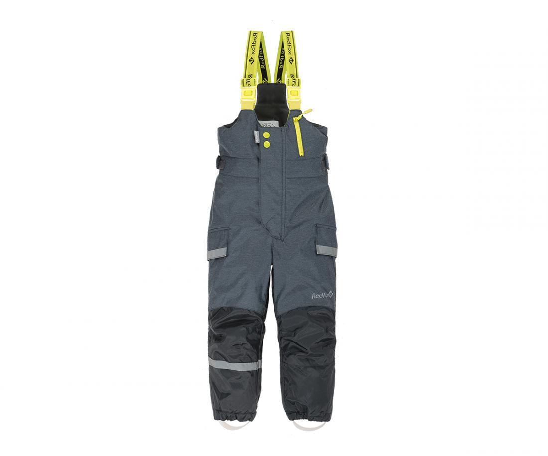 Полукомбинезон утепленный Foxy Baby II ДетскийБрюки, штаны<br>Прочные водоотталкивающие зимние брюки. Удобство всех деталей создает исключительный комфорт для ребенка: анатомический крой не стесняет движений,<br> эластичные вставки и регулировка в области спины обеспечивают возможность использования дополнительной...<br><br>Цвет: Темно-серый<br>Размер: 110