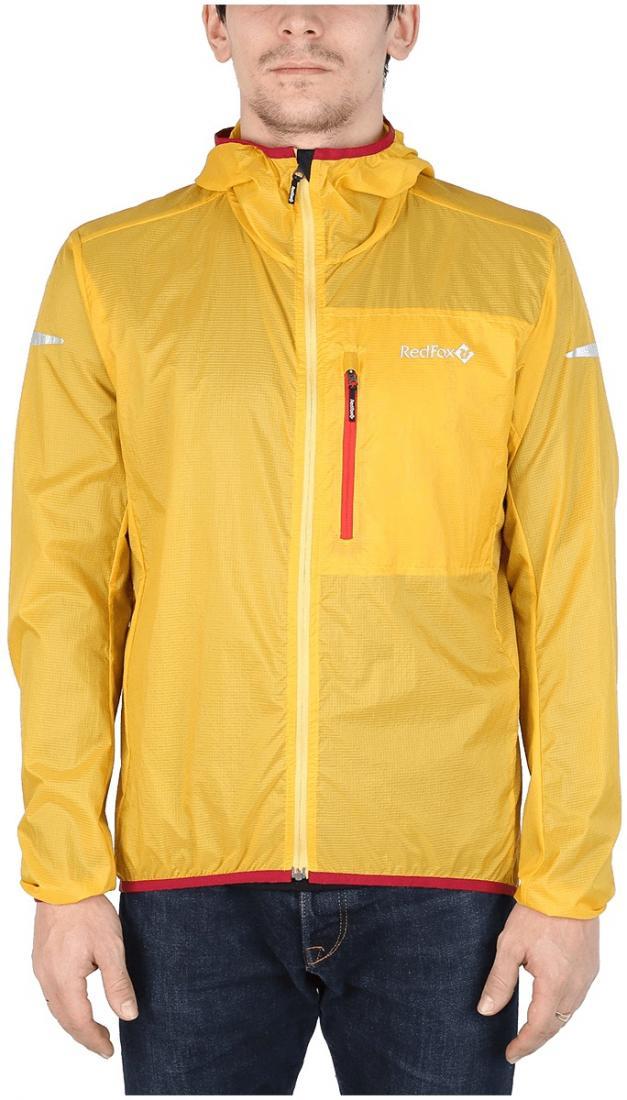 Куртка Trek Super Light IIКуртки<br><br><br>Цвет: Желтый<br>Размер: 56