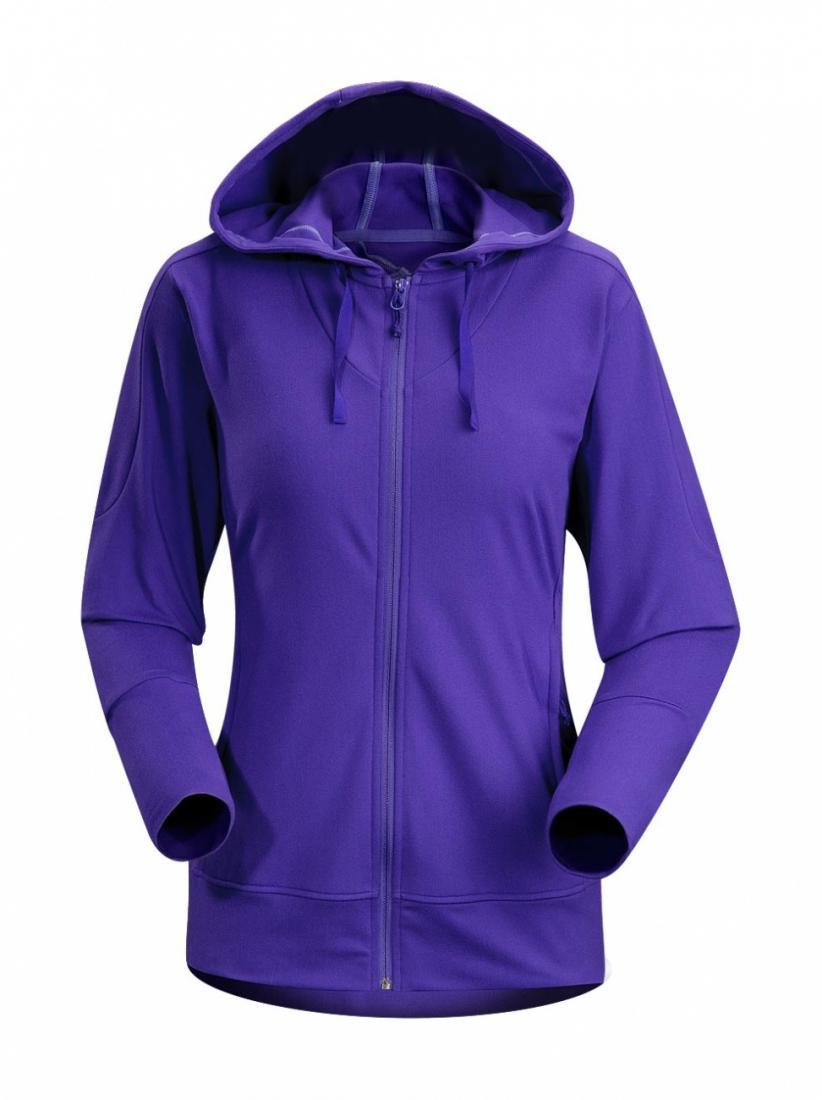 Куртка Solita Hoody жен.Куртки<br><br><br>Цвет: Фиолетовый<br>Размер: S